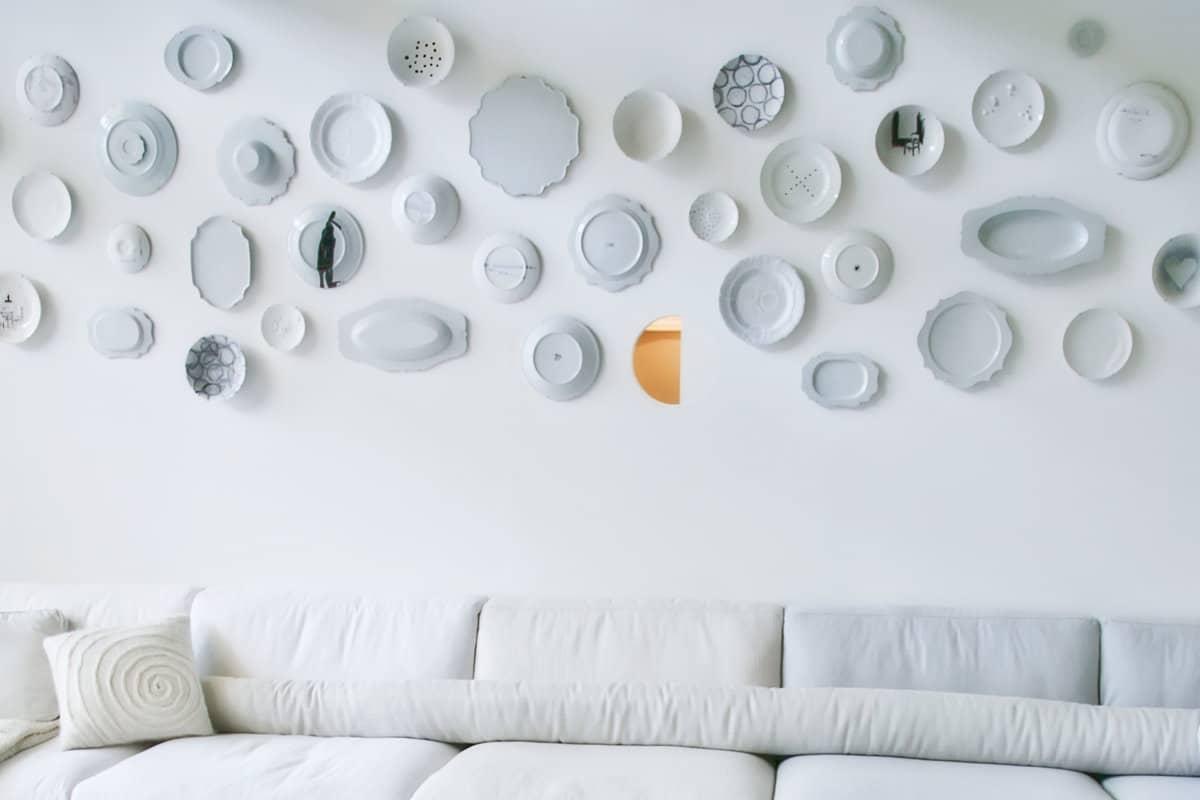 goedkope decoratie in woonkamer